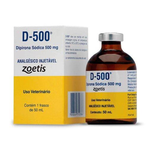 D-500 ZOETIS 50ML