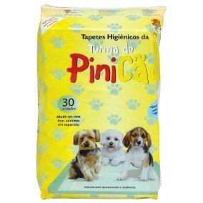TAPETE HIGIENICO TURMA DO PINICAO C/ 30 UN 60X60 CM