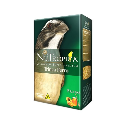 NUTROPICA TRINCA FERRO COM FRUTAS 300G