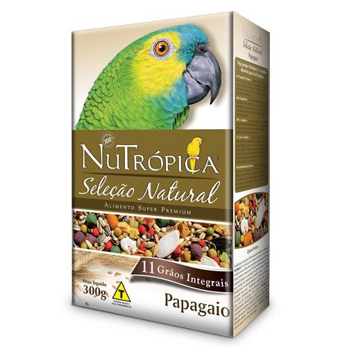 NUTROPICA SELECAO NATURAL PAPAGAIO 300G