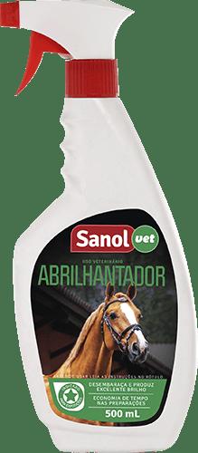 SANOL VET ABRILHANTADOR 500ML