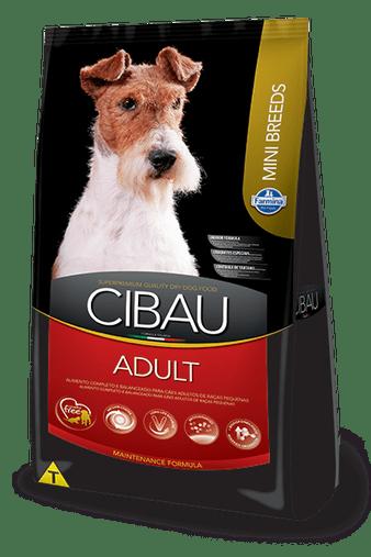 Ração Cibau Adult para Cães Adultos Raças Pequenas 15Kg