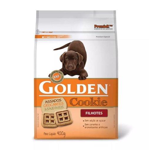 Petisco Golden Cookie para Cães Filhotes 400g