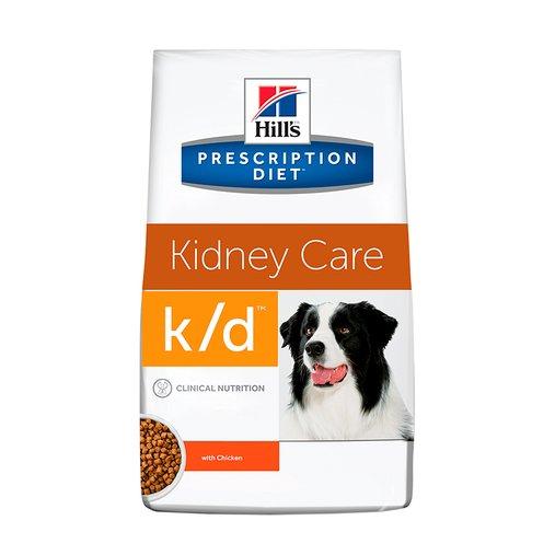 HILLS CANINE KIDNEY CARE RENAL HEALTH K/D 3,8KG