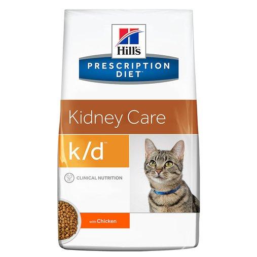 HILLS FELINE KIDNEY CARE K/D 1,81KG