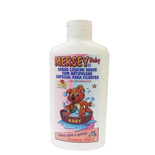 MERSEY BABY SHAMPOO LIQ. ANTIPULGAS 250ML