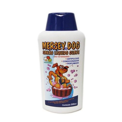 MERSEY DOG SHAMPOO LIQ ANTIPULGAS 500ML