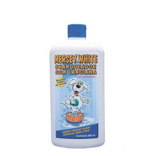 MERSEY SHAMPOO WHITE BRANQUEADOR 500ML