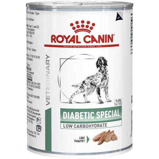 Patê Royal Canin Diabetic Wet para Cães 410g