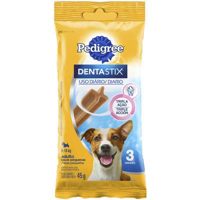 PEDIGREE SMILES DENTASTIX RACAS PEQUENAS 45G