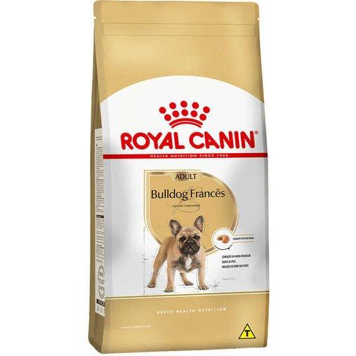 Ração Royal Canin Bulldog Frances para Cães Adultos 2,5Kg