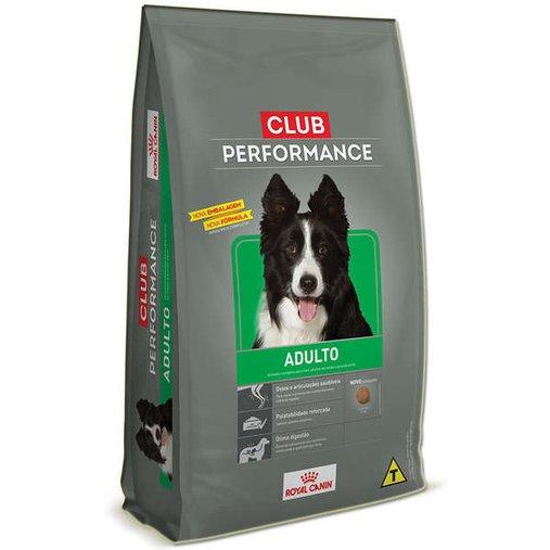 Ração Royal Canin Club Performace para Cães Adultos 15Kg