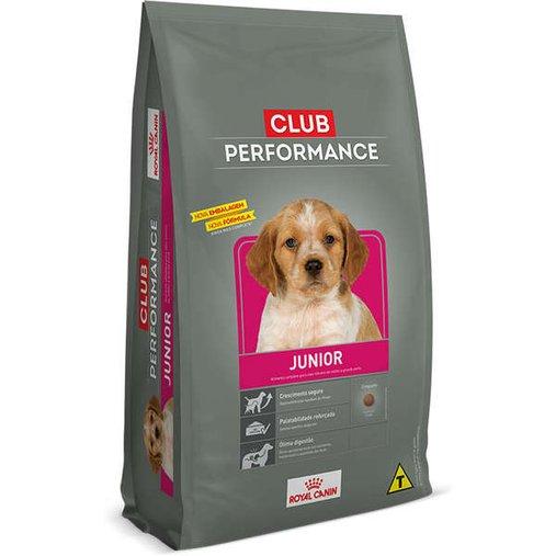 Ração Royal Canin Club Performace para Cães Filhotes 15Kg