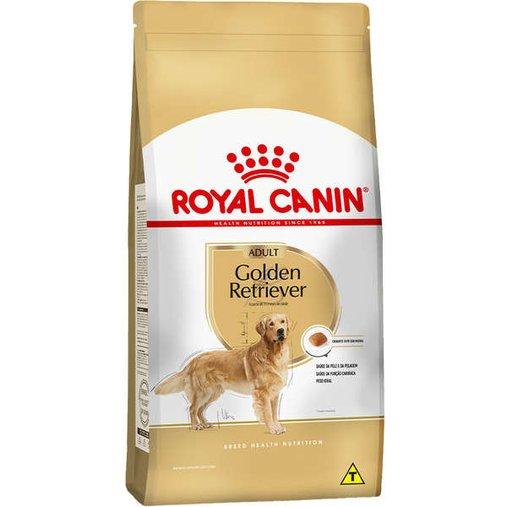 Ração Royal Canin Golden Retriever para Cães Adultos 12Kg