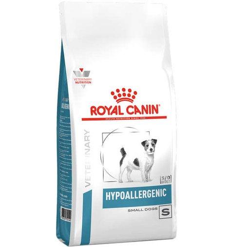 Ração Royal Canin Hypoallergenic para Cães Adultos Raças Pequenas 2Kg