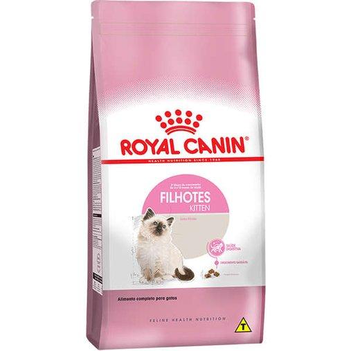 Ração Royal Canin Kitten para Gatos Filhotes 400g
