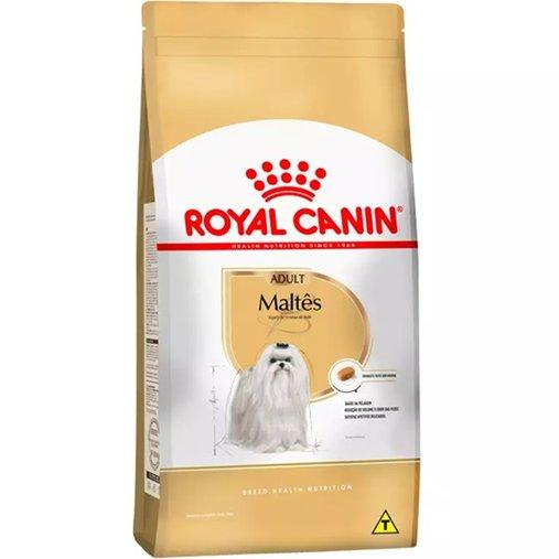 Ração Royal Canin Maltes para Cães Adultos 1Kg