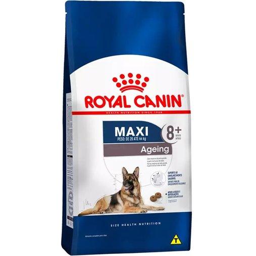 Ração Royal Canin Maxi Ageing para Cães Sênior 8 anos ou mais 15Kg
