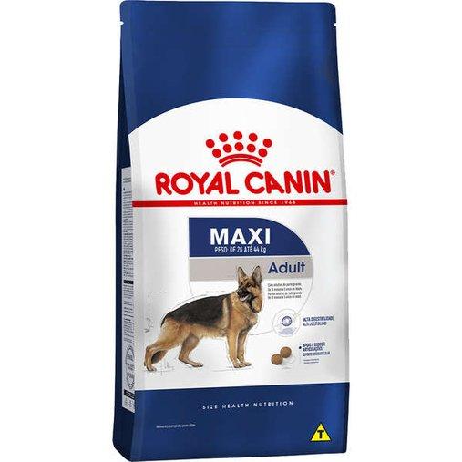Ração Royal Canin Maxi para Cães Adultos 15Kg