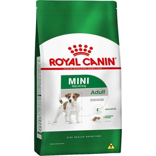 Ração Royal Canin Mini para Cães Adultos 2,5Kg