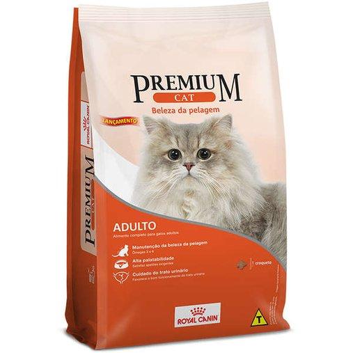Ração Royal Canin Premium Beleza da Pelagem para Gatos Adultos 1Kg