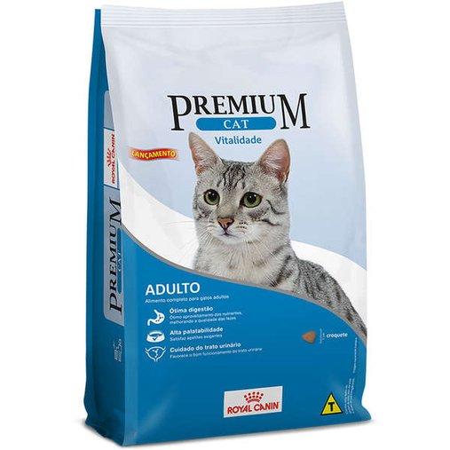 Ração Royal Canin Premium Vitalidade para Gatos Adultos 1Kg