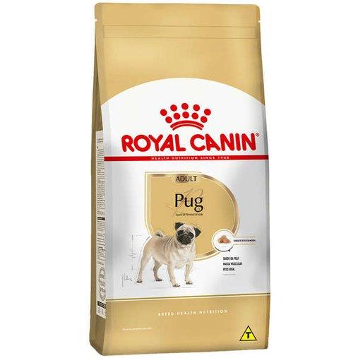 Ração Royal Canin Pug para Cães Adultos 2,5Kg