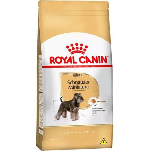 Ração Royal Canin Schnauzer para Cães Adultos 7,5Kg