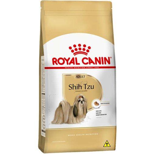 Ração Royal Canin Shih Tzu para Cães Adultos 7,5Kg