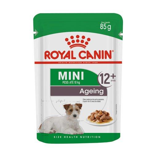 Sachê Royal Canin Mini Ageing Wet para Cães Adulto 85g
