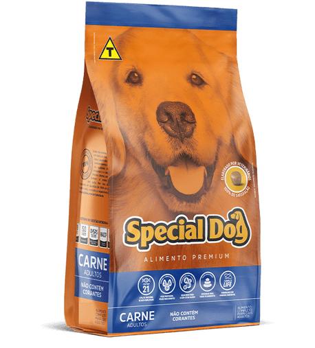 Ração Special Dog para Cães Adultos Sabor Carne 15Kg