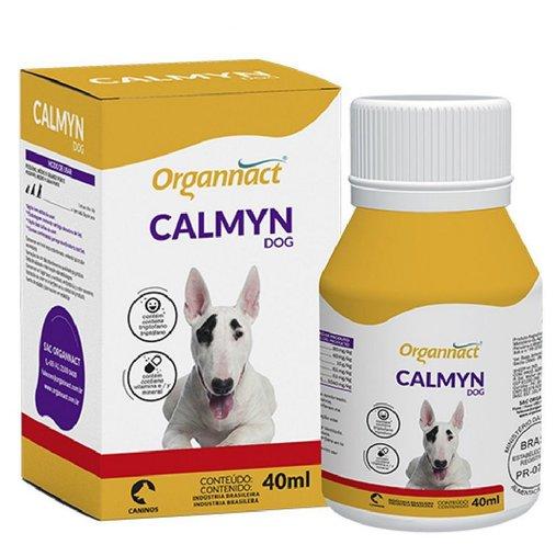 Suplemento Organnact Calmyn Dog 40ml