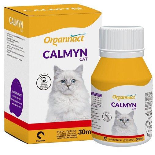 SUPLEMENTO PARA GATOS ORGANNACT CALMYN CAT 30ML